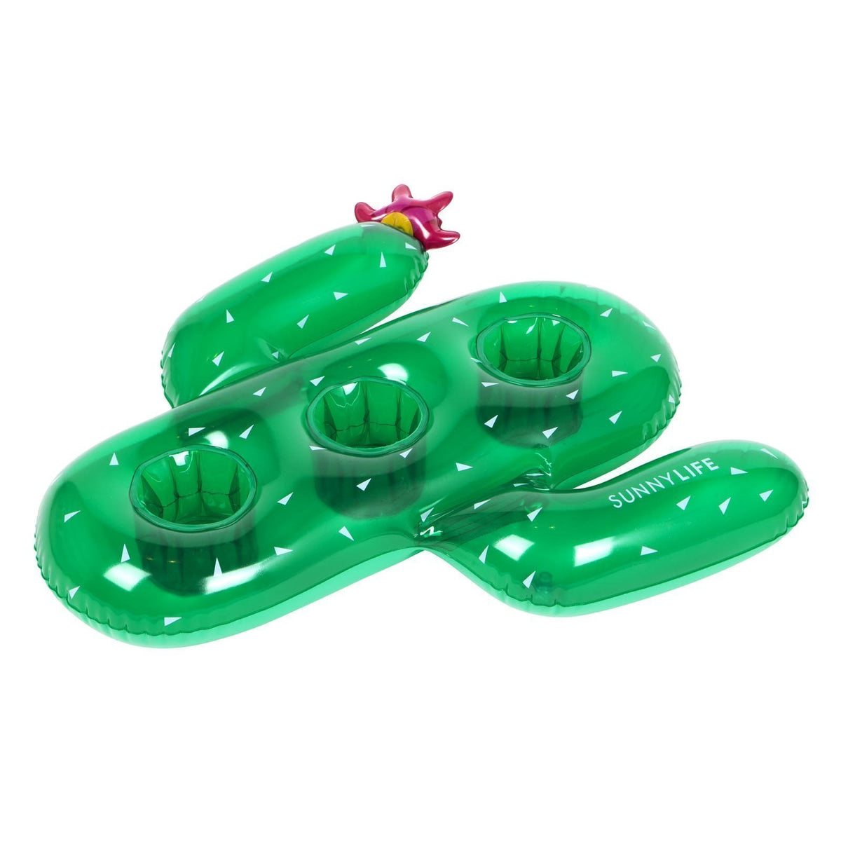 Sunnylife | Inflatable Drink Holders | Cactus