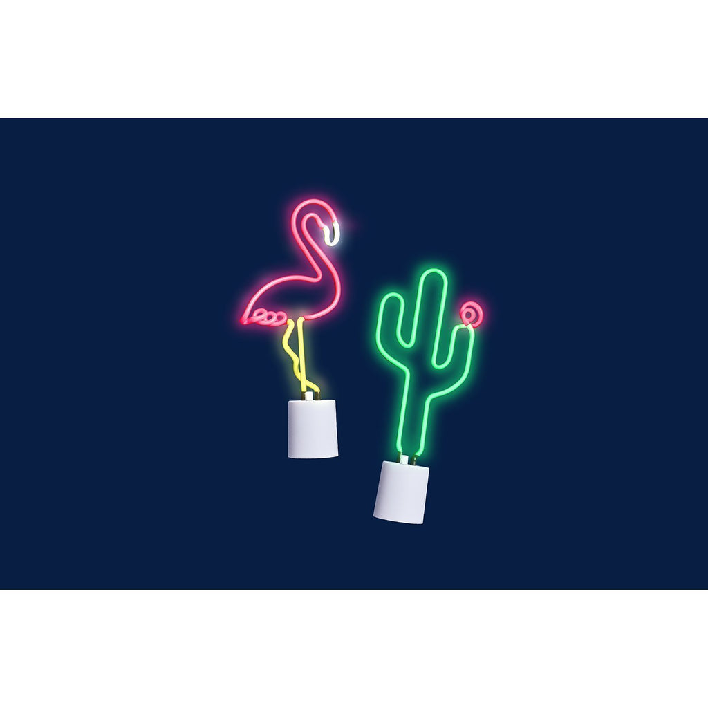 Flamingo Neon Light Large EU