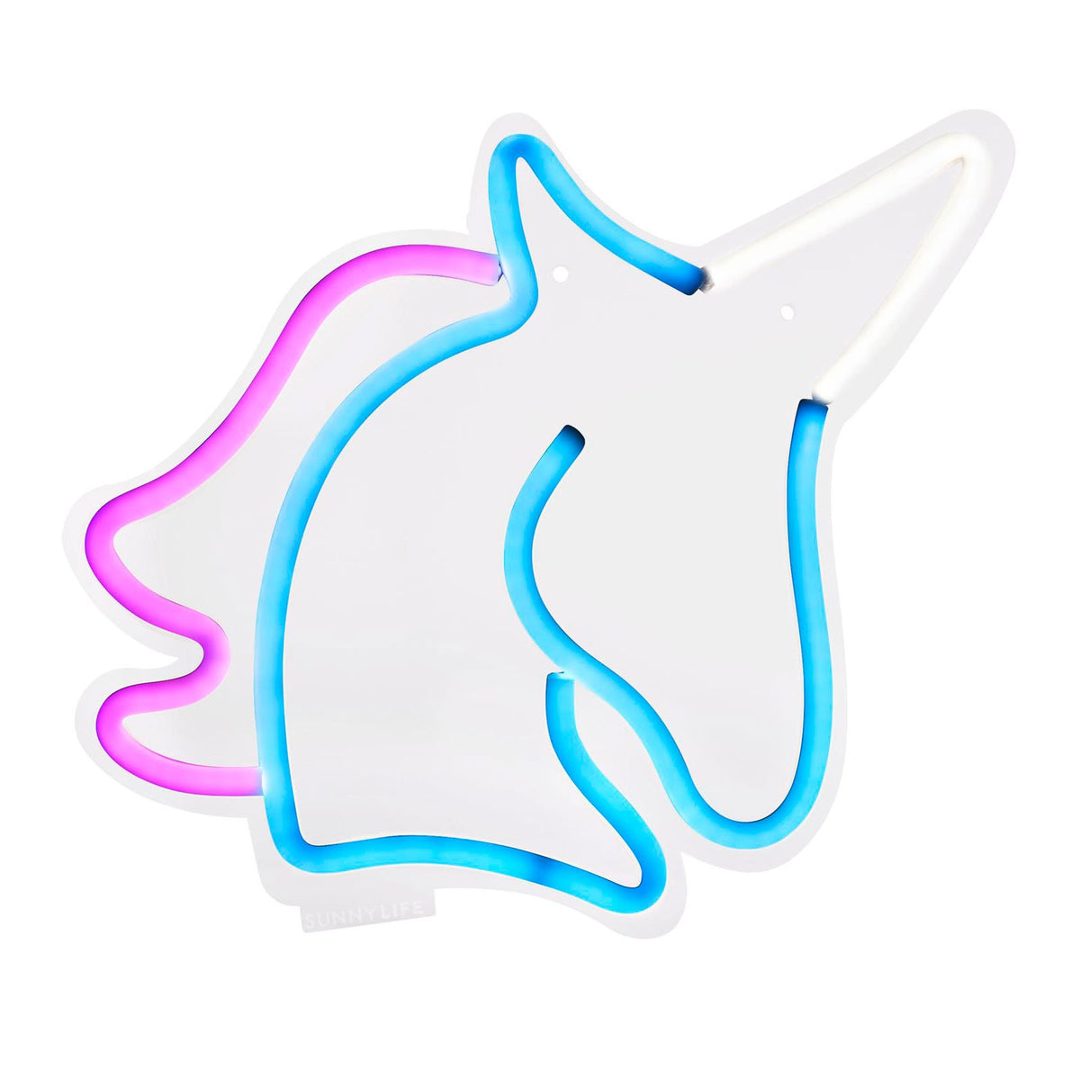 Sunnylife | Neon LED Wall Light Small EU | Unicorn