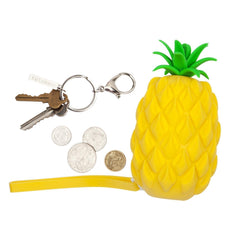 Sunnylife | Silicone Coin Pouch | Pineapple | Sunnykids