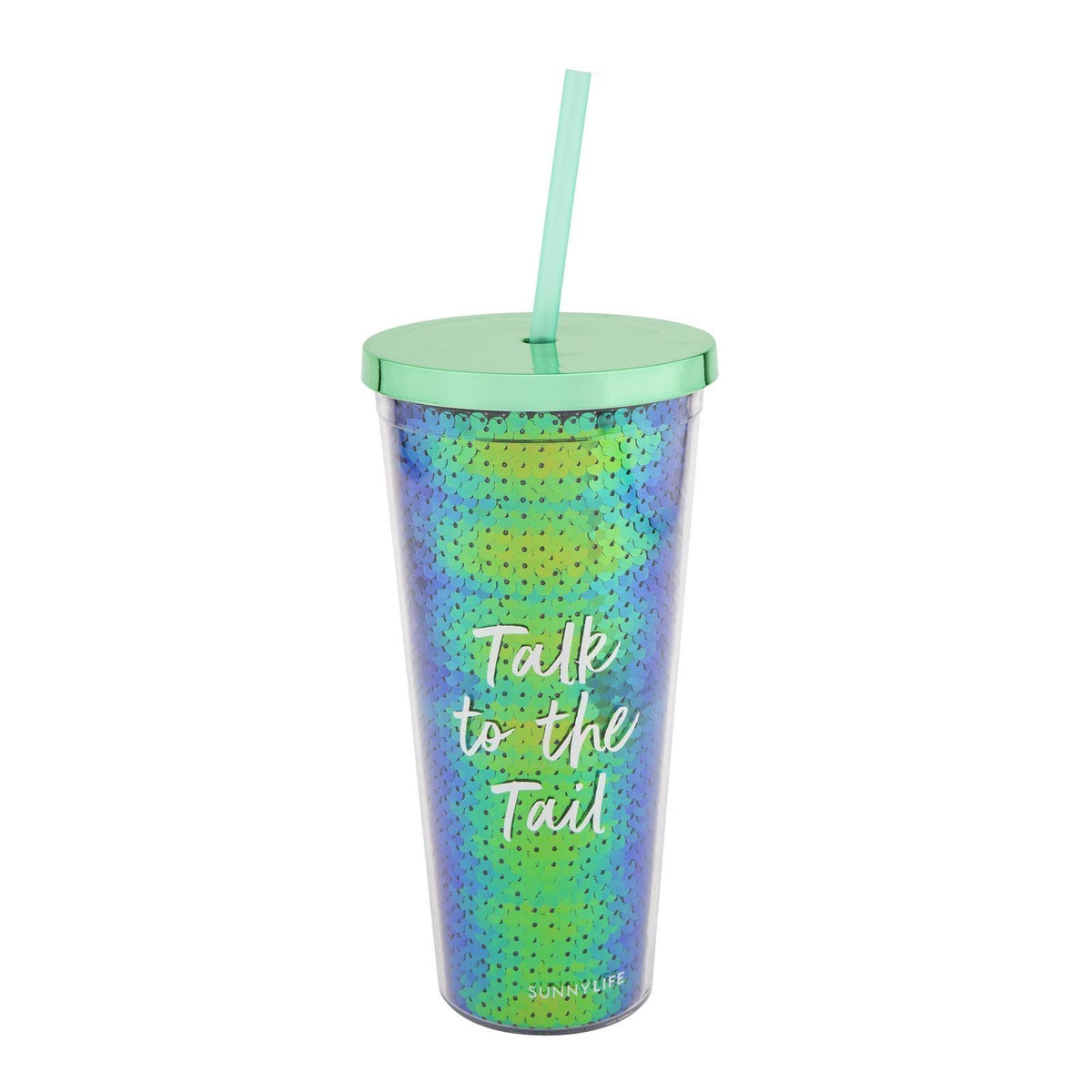 Sunnylife | Tumbler | Mermaid Deep Sea
