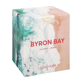 Scented Candle   Byron Bay - Small