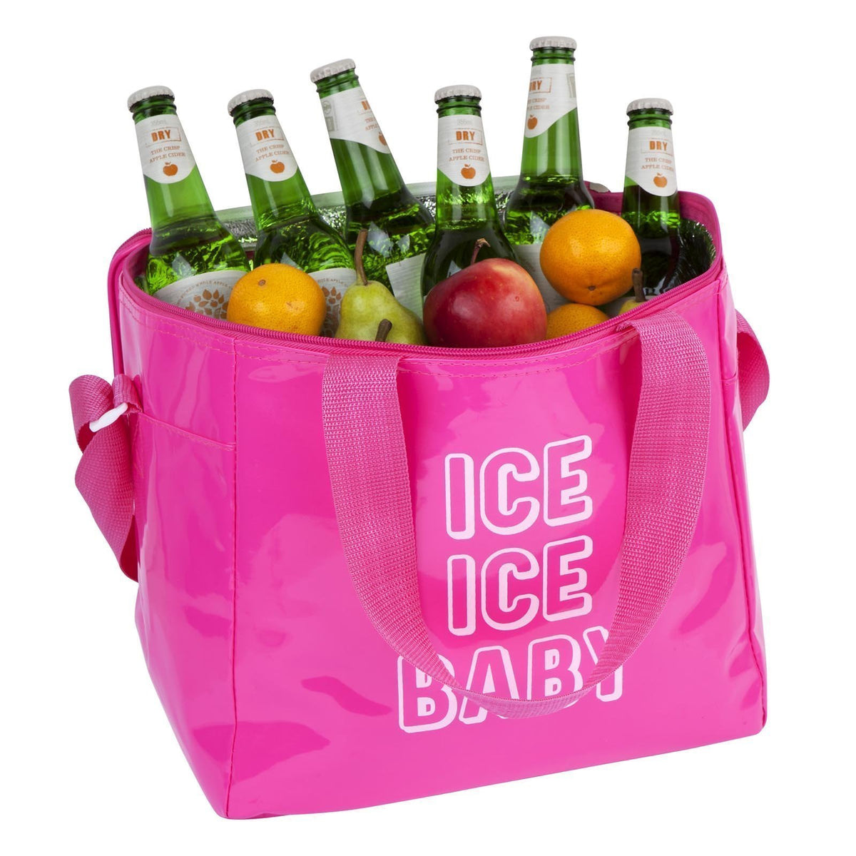 Sunnylife | Beach Cooler Bag Large | Neon Pink
