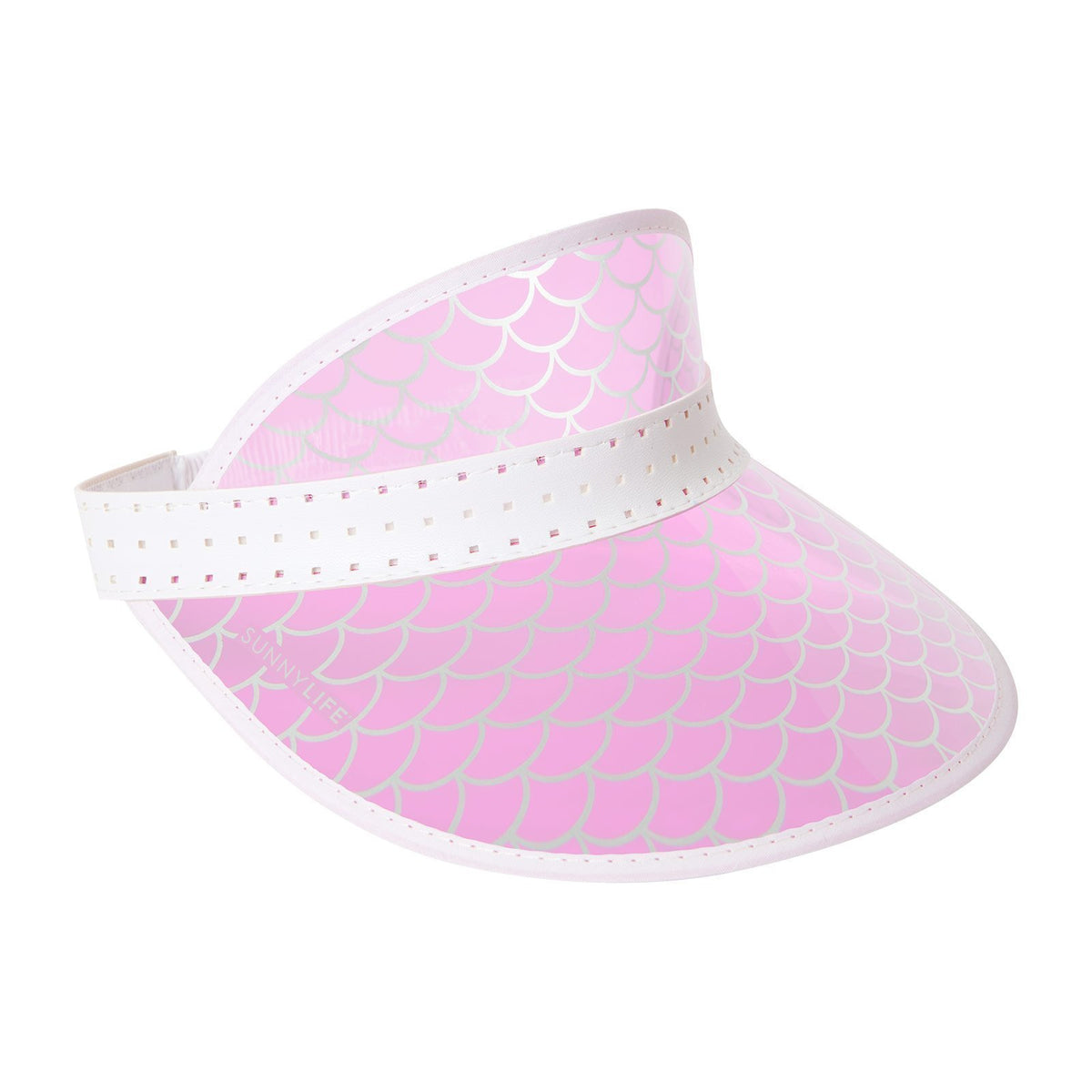 Retro Sun Visor | Mermaid