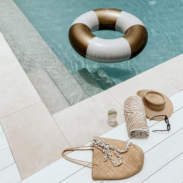 Pool Ring | Gold