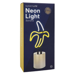 Sunnylife | Neon Light Small | Banana