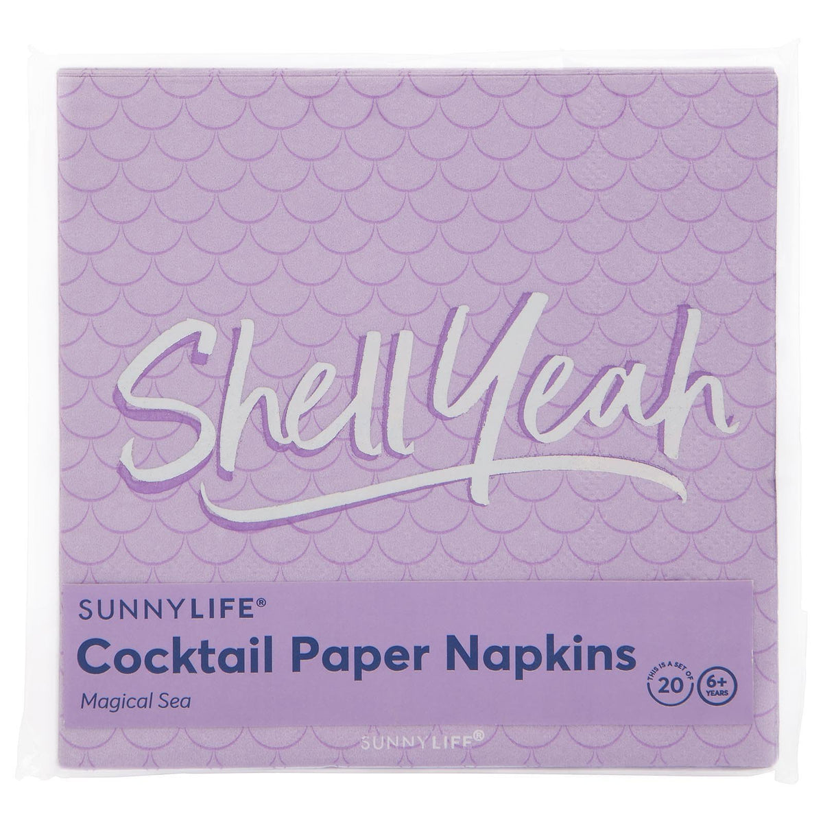 Sunnylife | Cocktail Paper Napkins | Magical Sea