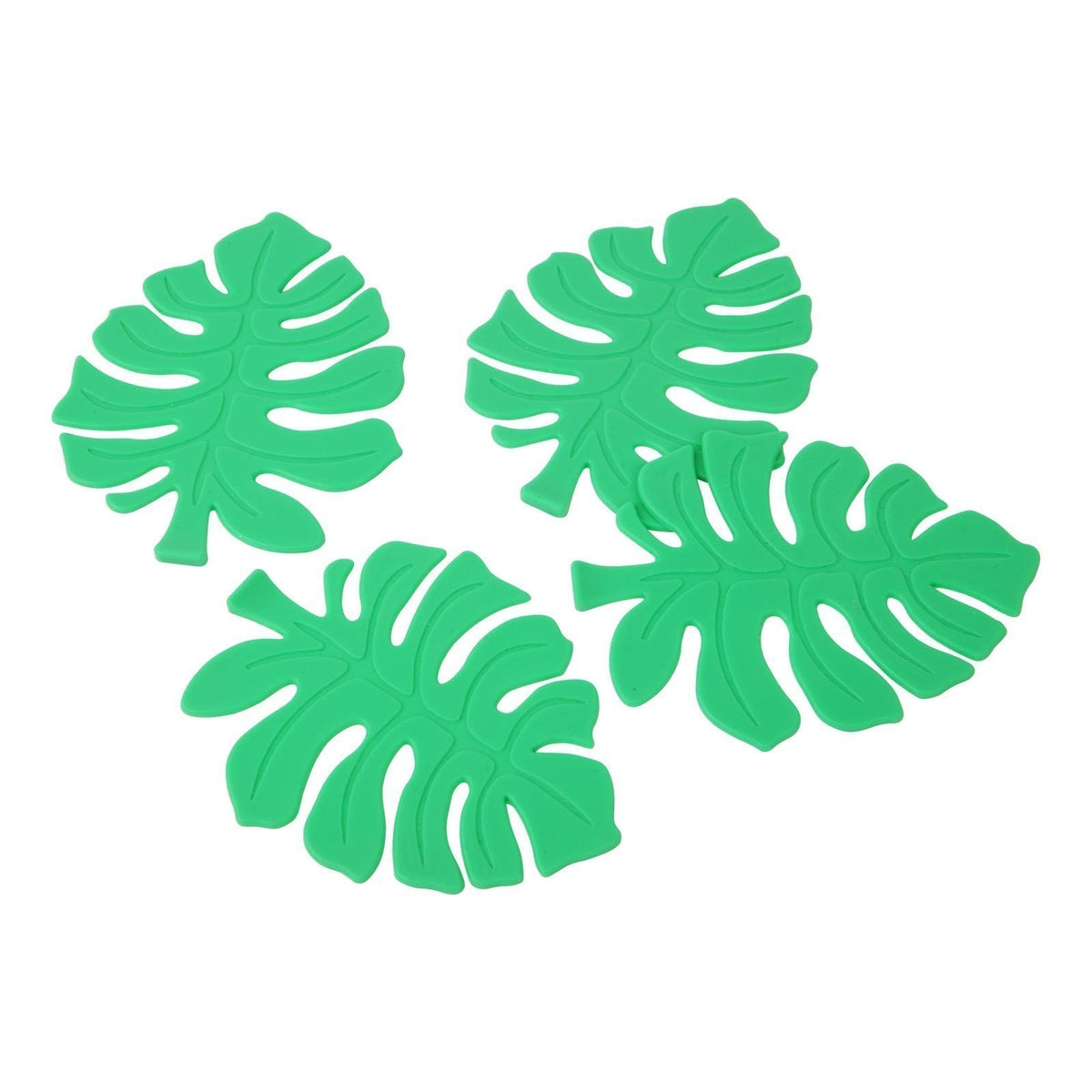 Sunnylife | Silicone Coasters | Monstera Leaf