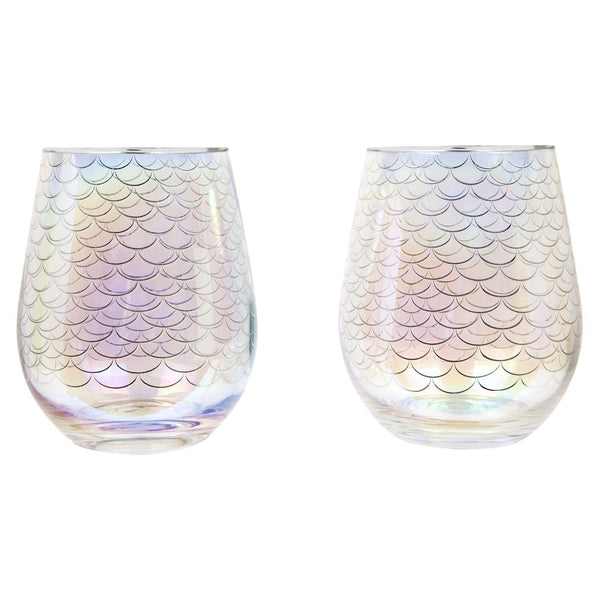 Sunnylife | Cocktail Glasses Stemless | Magical Sea