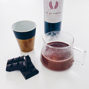 RECIPE: Red Wine Hot Chocolate
