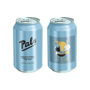 Pals American Whiskey RTD Drink