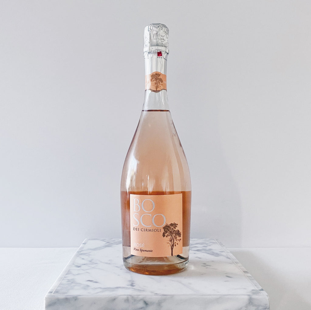 Bosco Sparkling Rose Wine