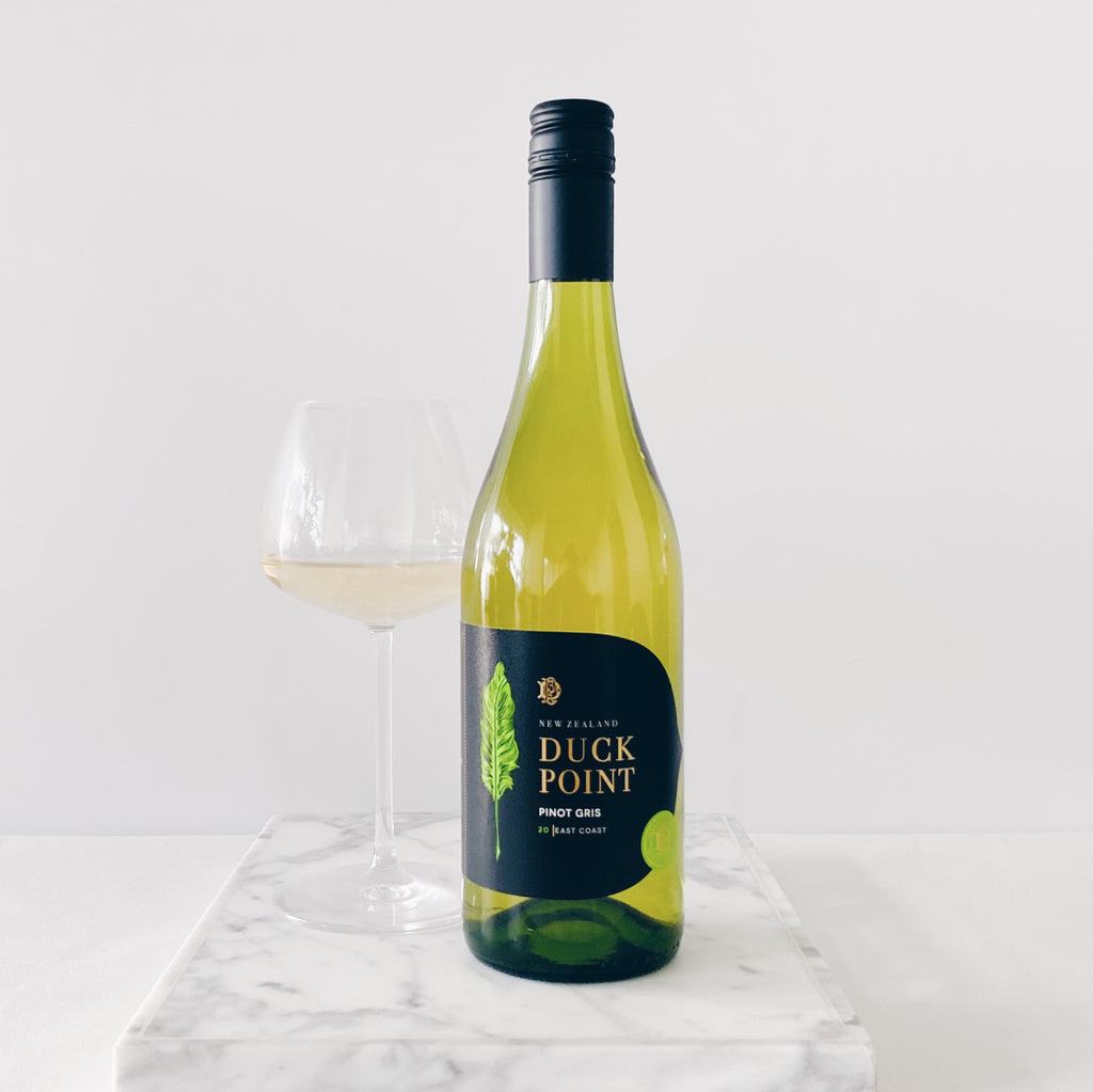 Duck Point Pinot Gris Wine