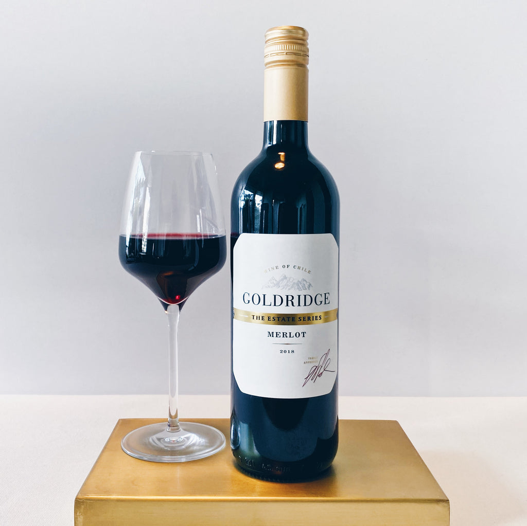 Goldridge Estate Merlot Wine