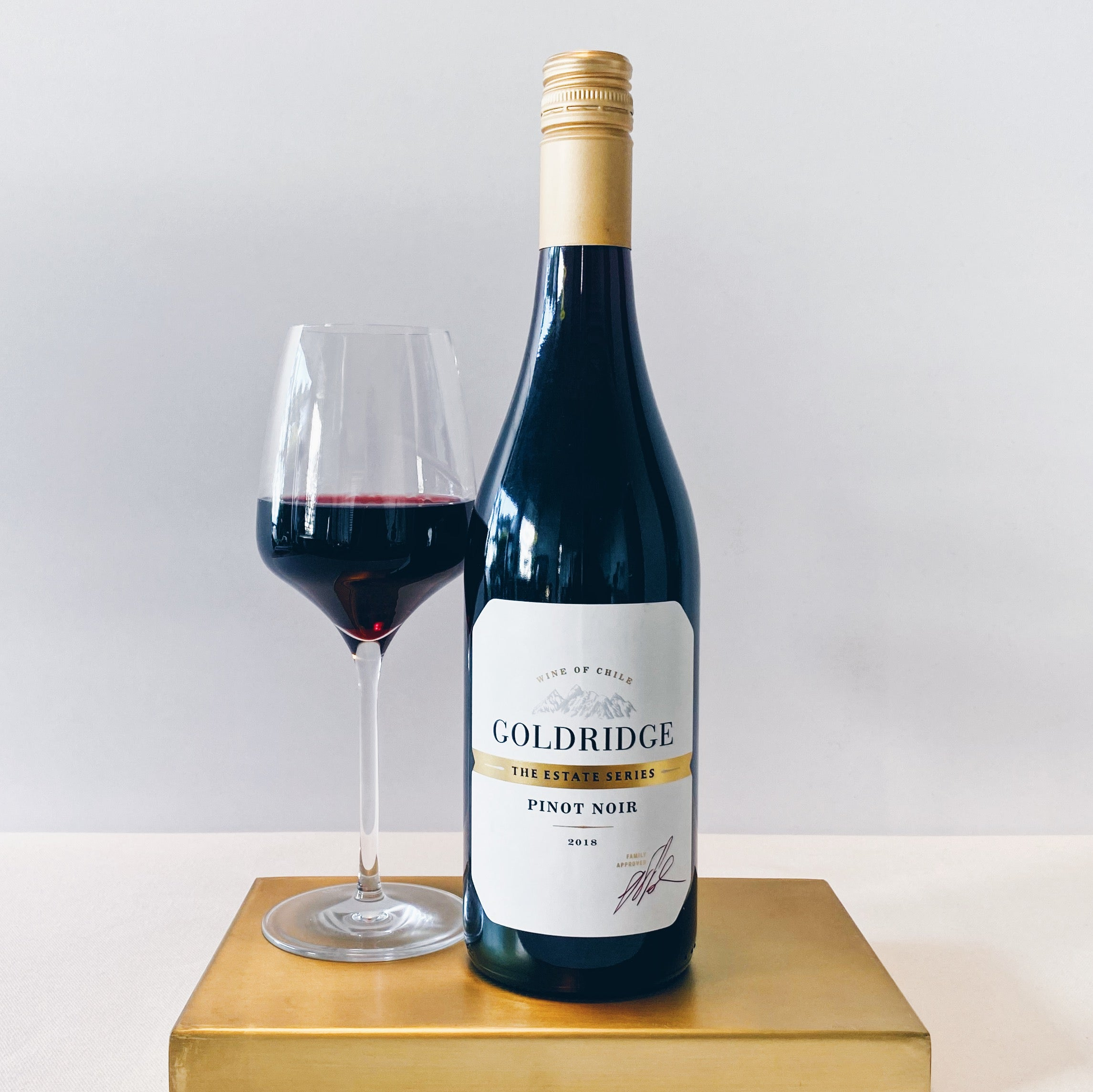 Goldridge Estate Pinot Noir Wine