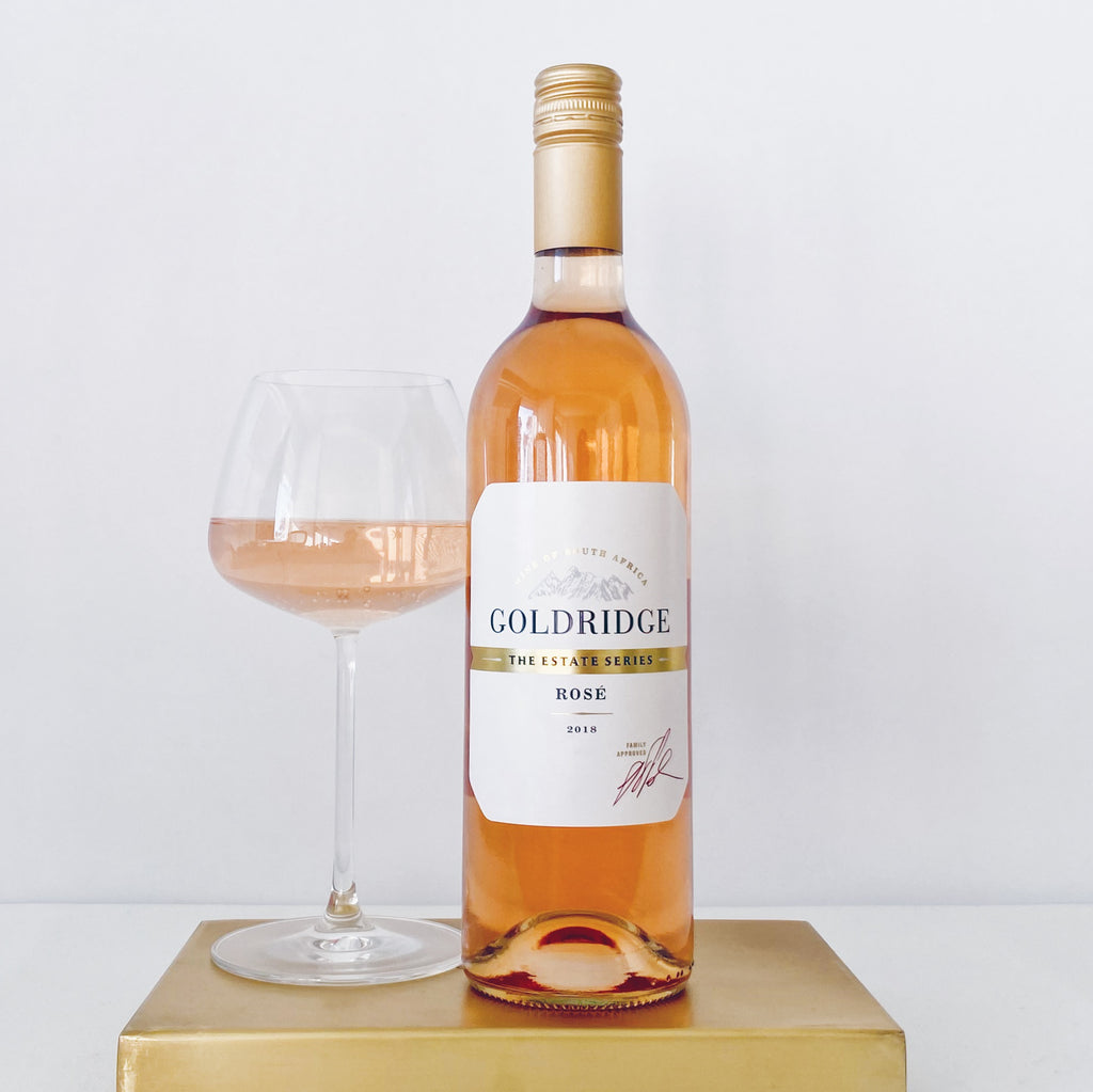 Goldridge Estate Rose Wine