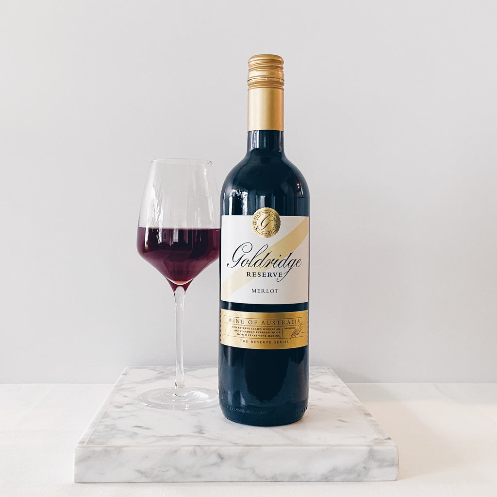 Goldridge Reserve Merlot Wine