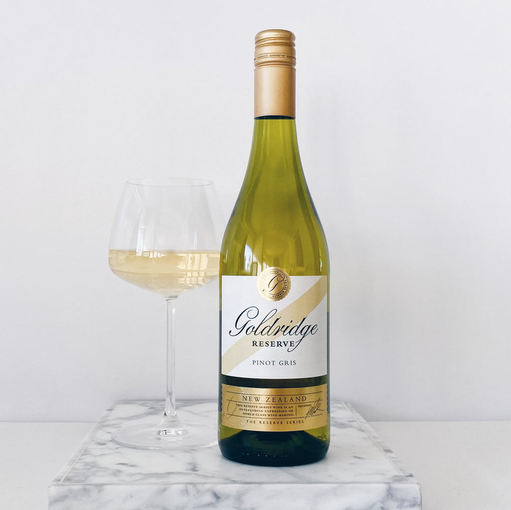 Goldridge Reserve Pinot Gris Wine