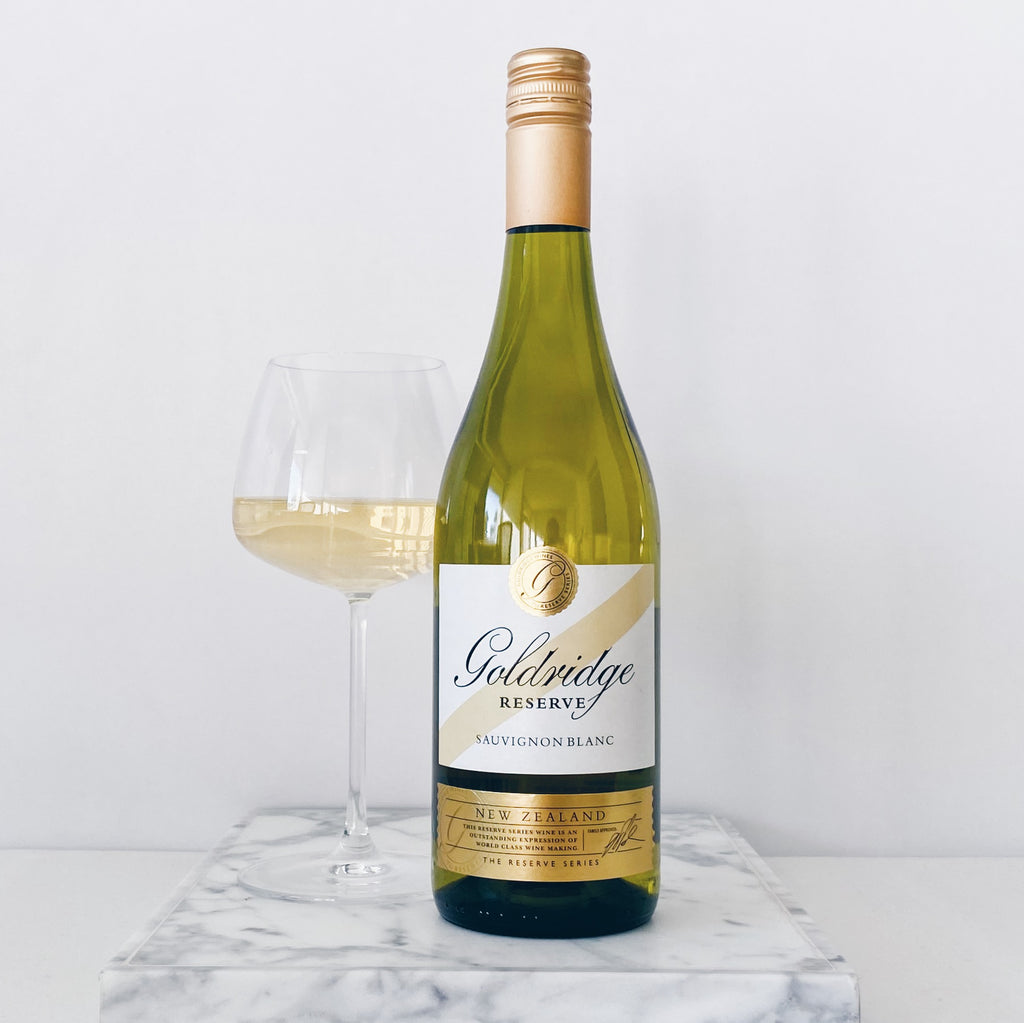 Goldridge Reserve Sauvignon Blanc Wine