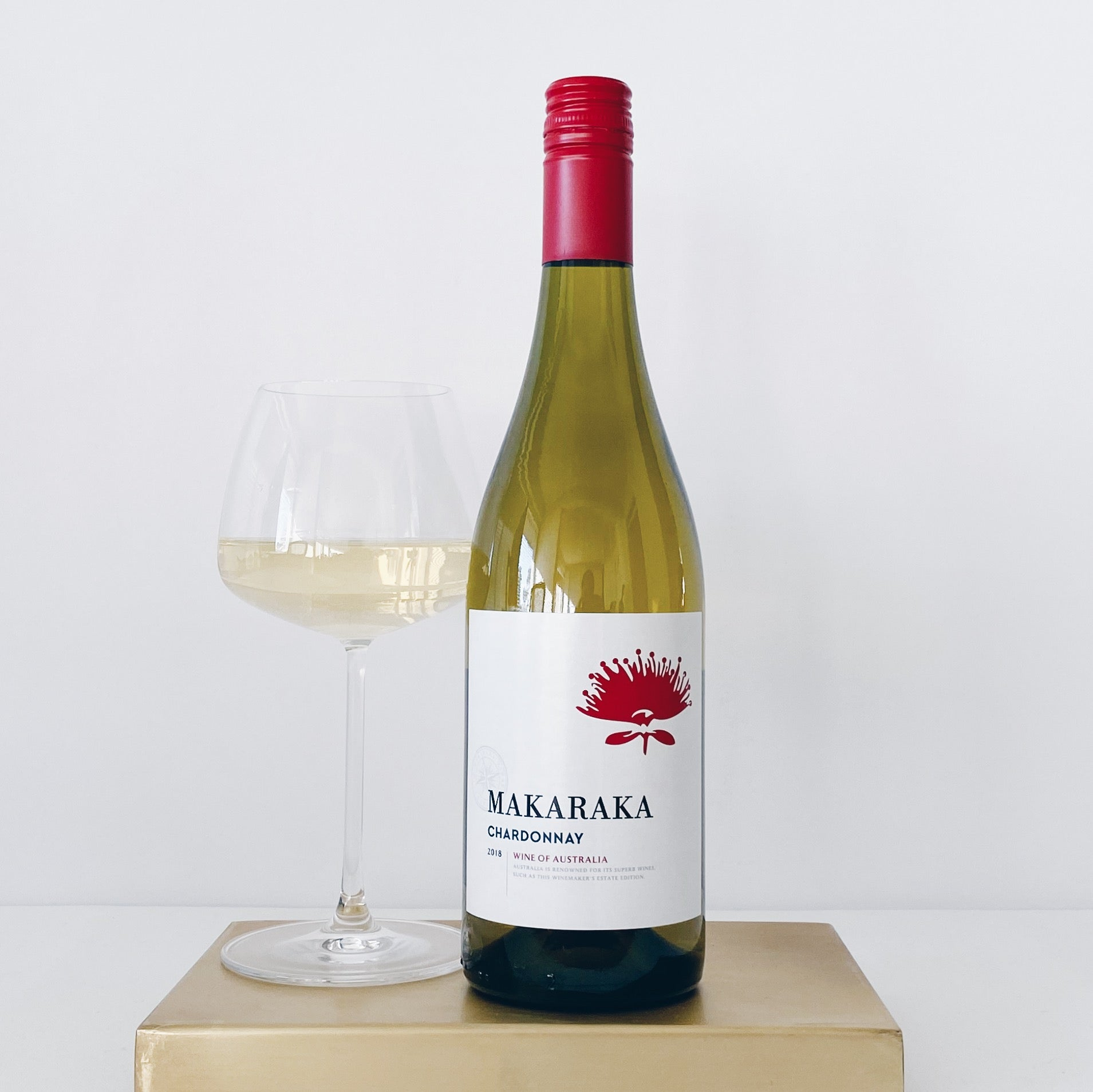 Makaraka Estate Chardonnay Wine
