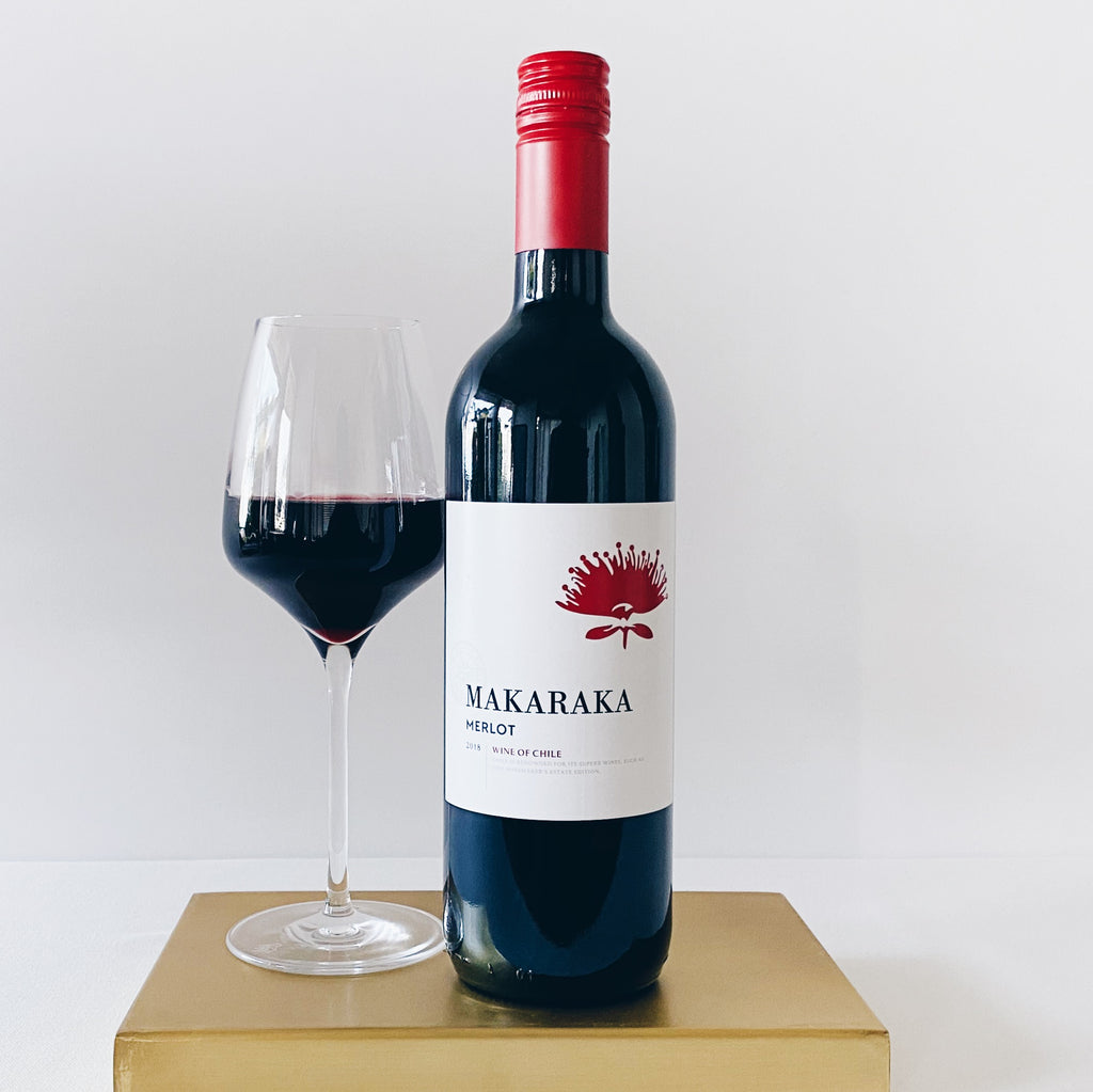Makaraka Estate Merlot Wine