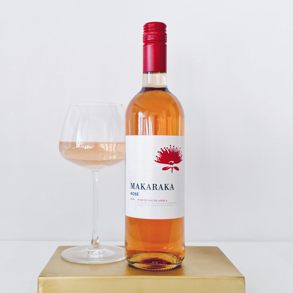 Makaraka Estate Rose Wine