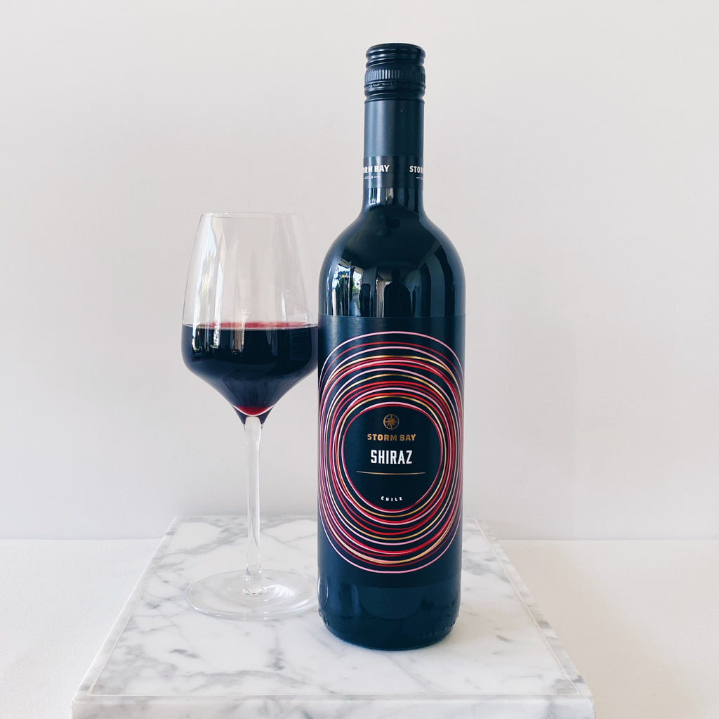 Storm Bay Shiraz Wine