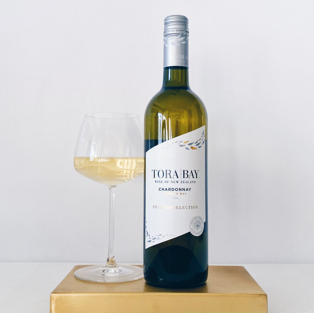 Tora Bay Premium Selection Chardonnay Wine