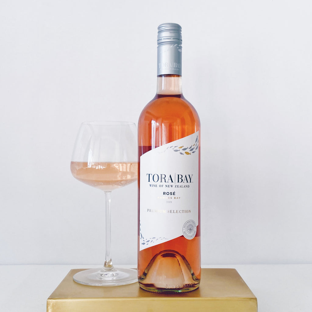 Tora Bay Premium Selection Rose Wine