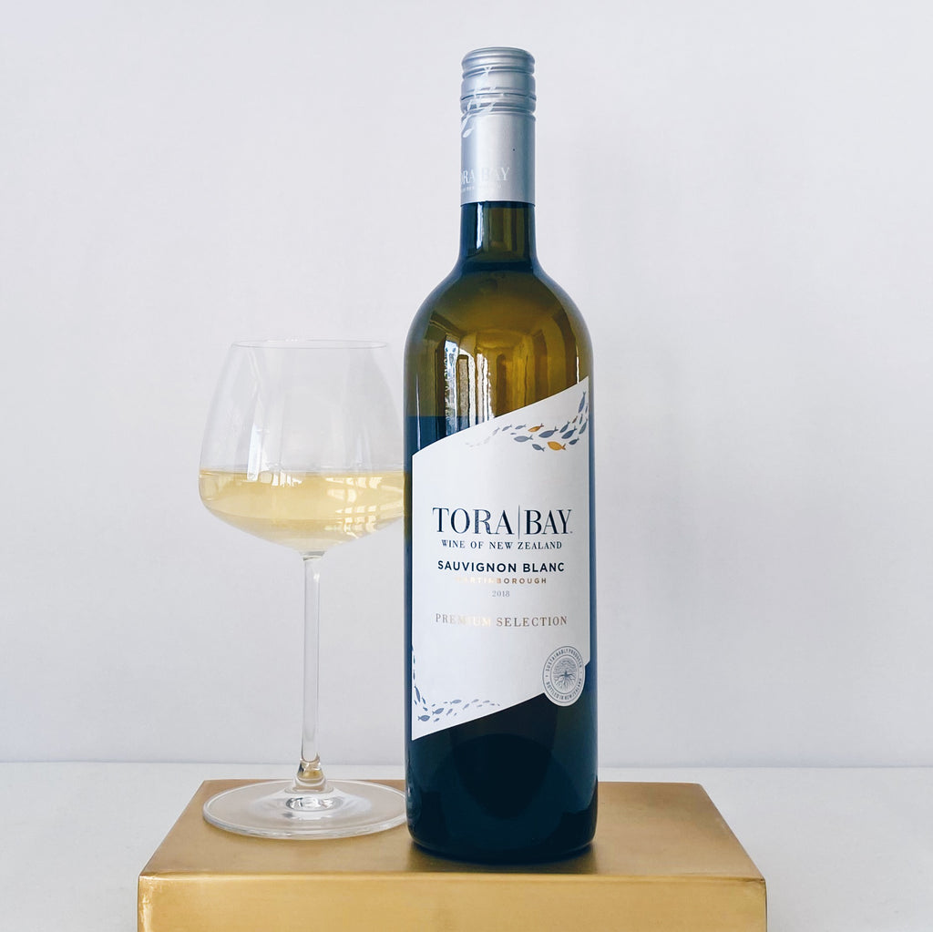 Tora Bay Premium Selection Sauvignon Blanc Wine