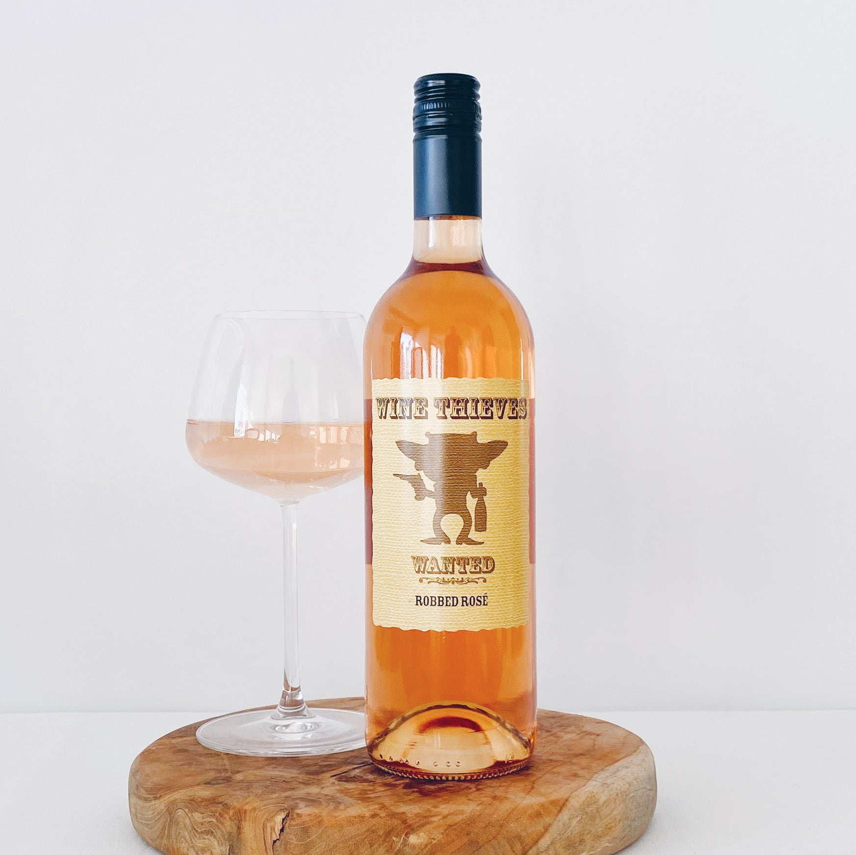 Wine Thieves Rose Wine