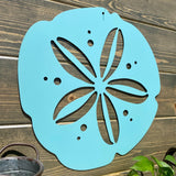 Sand Dollar Beach House Decor