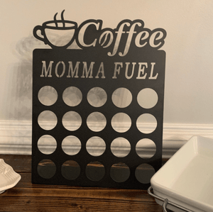 Momma Fuel K-Cup Holder