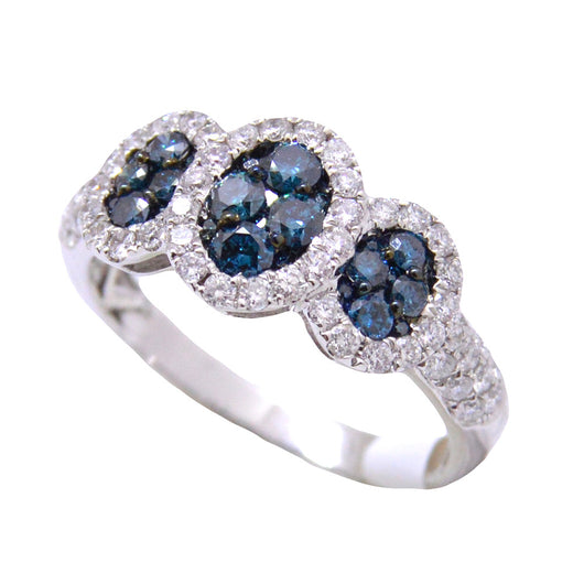 3 Tier Blue Diamond Majestic