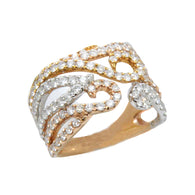 Fancy Diamond Band