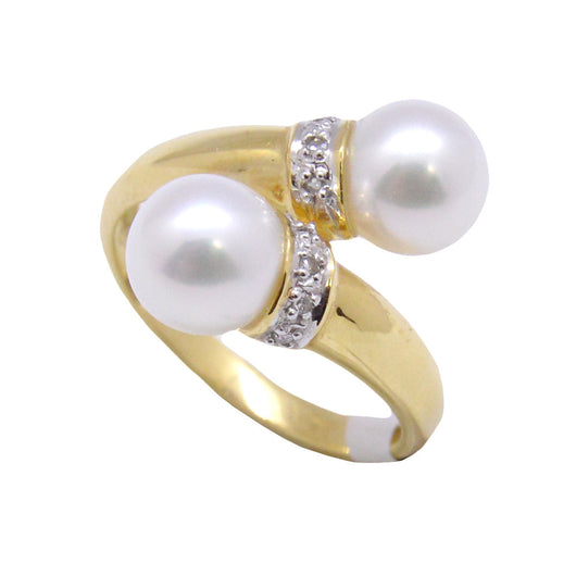 Double Fresh Water Pearl