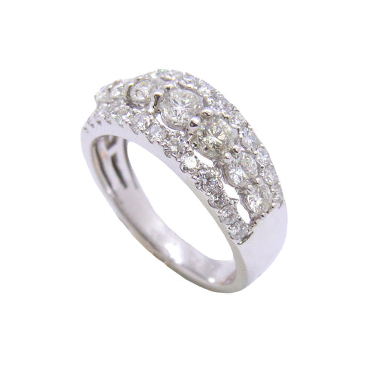 7 Stone Diamond Band