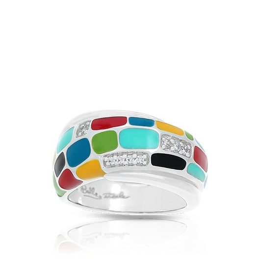 MOSAICA MULTICOLOR RING