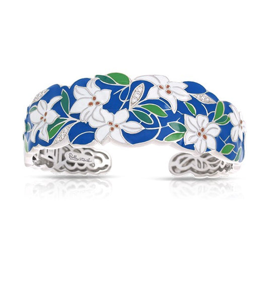 TIGER LILY BLUE BANGLE