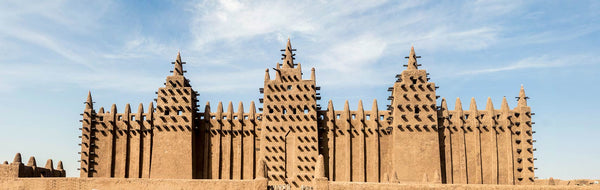 Great Mosque Djenne Mali