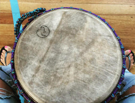 African drumming and music therapy