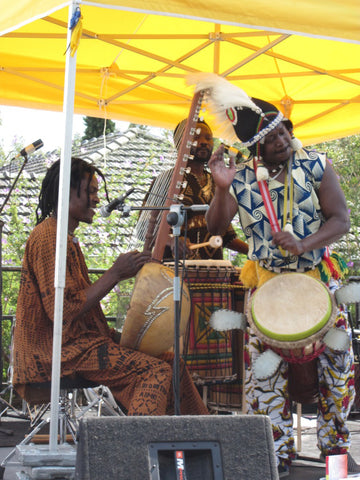 African music ensembles for party entertainment