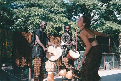 African drumming and dance retreats and tours
