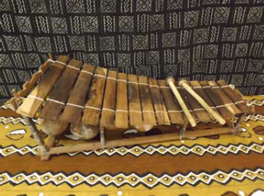 Balafon - Large - Super Mande Percussion