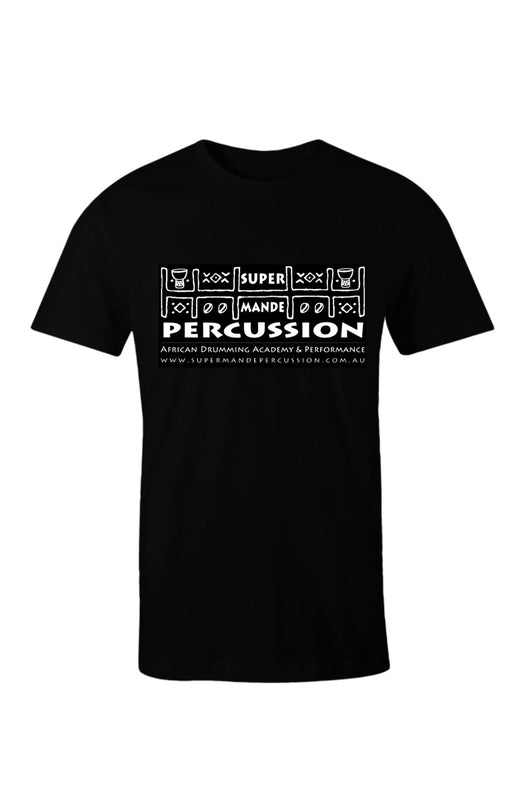 Short Sleeve T-Shirt - Mens - Super Mande Percussion
