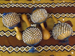 Yabara Shaker (Ghana) - Small-Shakers-Super Mande Percussion