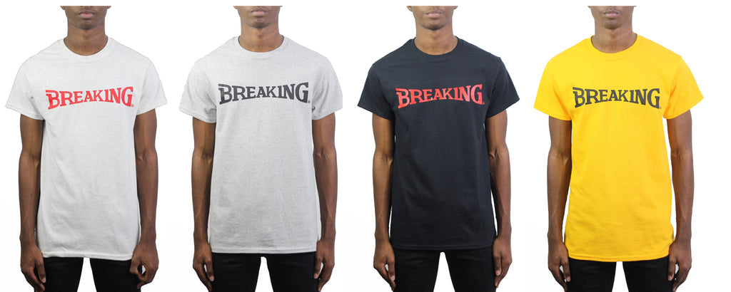 NEW BOFRESCO BREAKING TEE