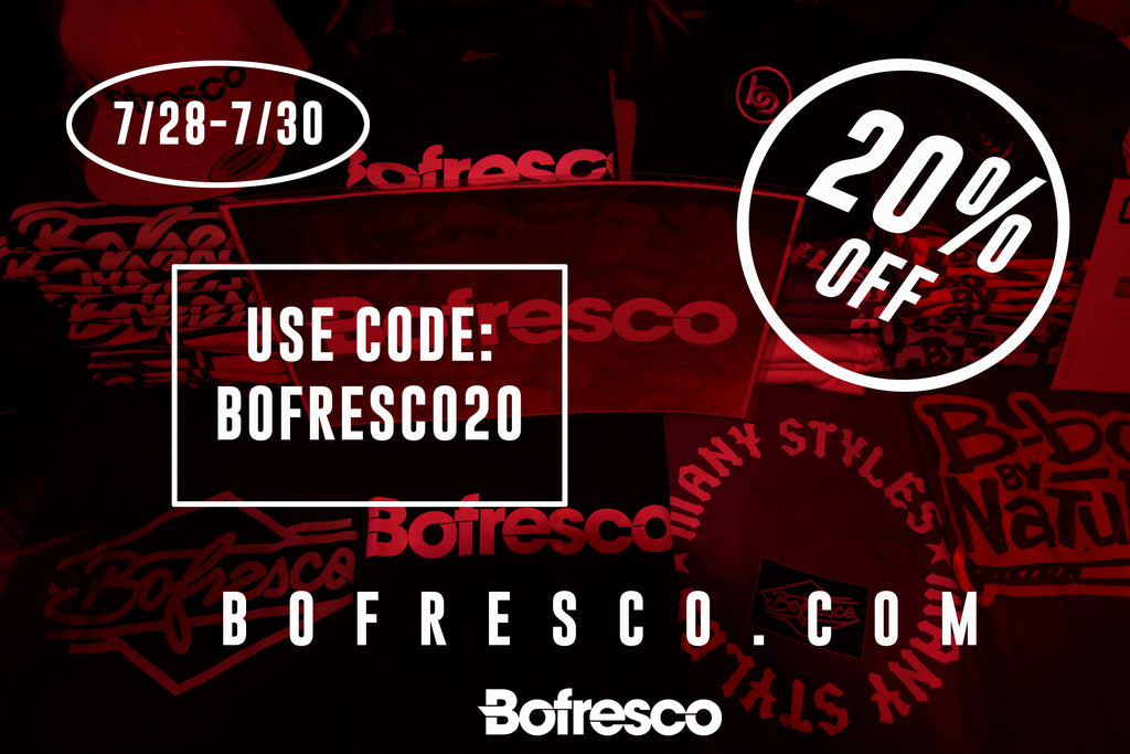 Bofresco 20% OFF