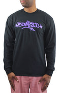 Bofresco X B-Boy Born Handstyle Longsleeve Tee - Bofresco