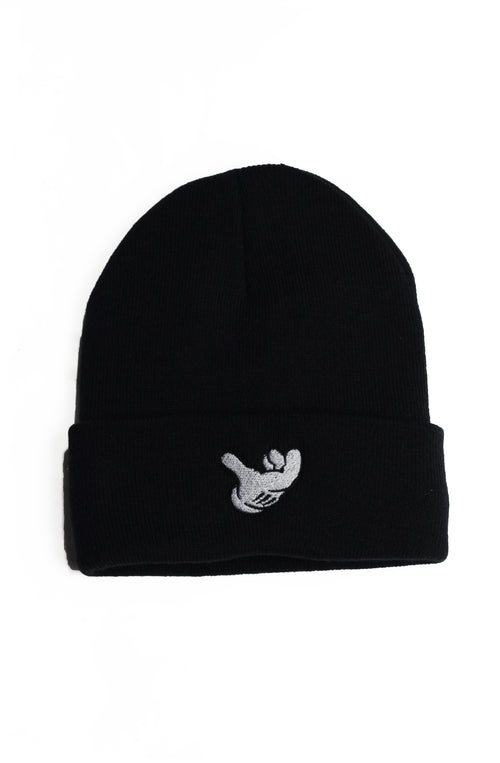 B-Boy Signature Air C*CK Beanie-Black